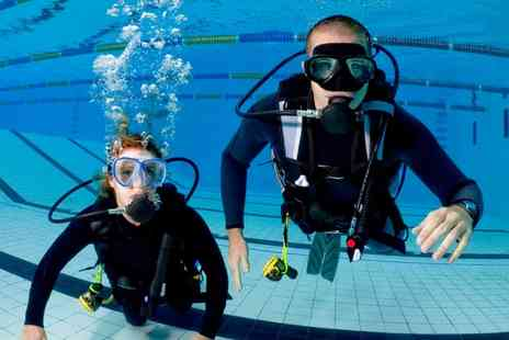 Hidden Depths Scuba School - Two Hour Discover Scuba Session for One or Two - Save 52%