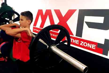 MXP FITNESS - Ten Junior Classes for One or Two Children - Save 0%