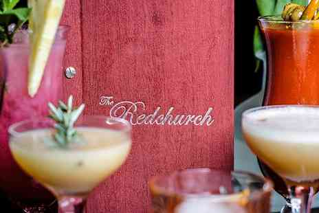 The Redchurch Bar - Four or Six Cocktails - Save 55%