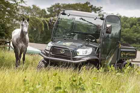 The Coniston 4x4 Experience - 4x4 Junior Off Road Experience with Adult Passenger - Save 0%
