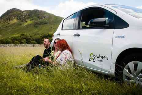 Co wheels Car Club - Car Rental in Cumbria Free Membership With £10 Driving Credit  - Save 71%