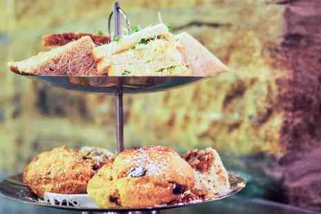 The Keys - Afternoon Tea With Optional Sparkling Wine For Two, Four or Six - Save 57%
