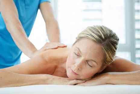 Nirvana Rose - Choice of Massage - Save 51%