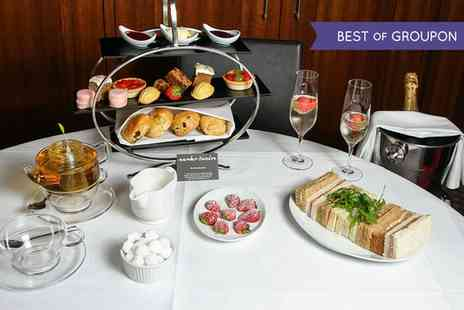 Ambassadors Bloomsbury Hotel - Afternoon Tea for Two or Four- Save 0%