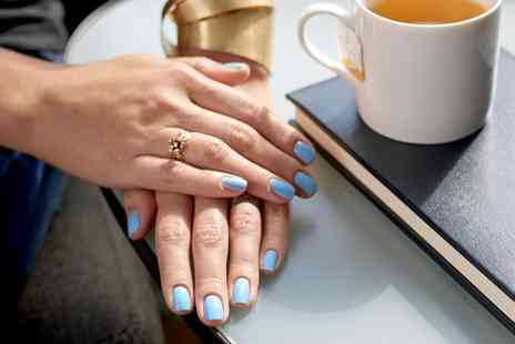 The Beauty Barn - Gel Manicure, Pedicure or Both - Save 50%