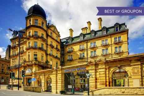 The Midland Hotel - One or Two Nights Stay For Two With Breakfast - Save 0%