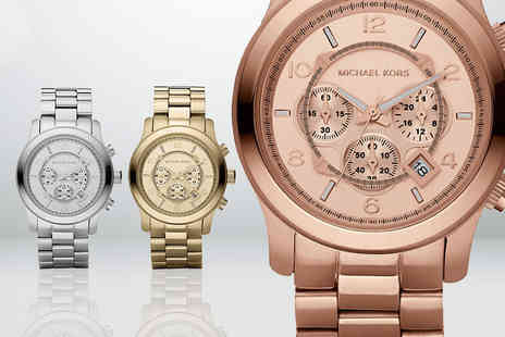 Ideal Deal - Mens Michael Kors Runway Collection watch - Save 39%