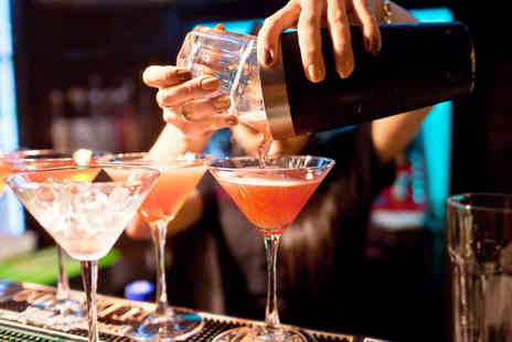 Apartment 1 - Four, 8 or 12 cocktails with club entry - Save 50%