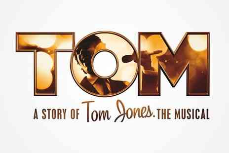 Curated by Groupon - A Story of Tom Jones The Musical Ticket ton 1 to 4 June - Save 62%