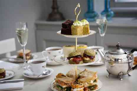 The Station Hotel - Afternoon Tea for Two or Four - Save 50%
