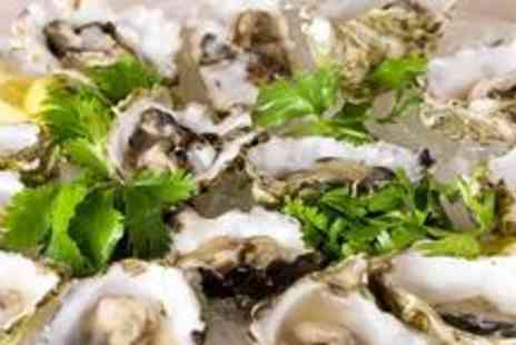 Seawise - Dozen oysters and a bottle of prosecco - Save 59%