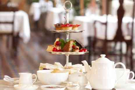 Arbor City Hotel - Afternoon Tea for Two with Optional Prosecco - Save 0%