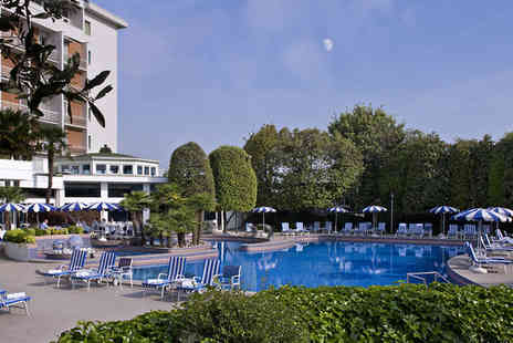 Grand Hotel Terme - Five Star 5 nights Stay in a Comfort Room - Save 56%