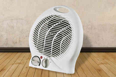 FillMyShelves - Portable Fan Heater - Save 70%