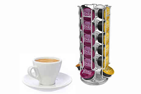 Ricomex UK - Dolce Gusto Compatible Coffee Capsule Holder - Save 0%