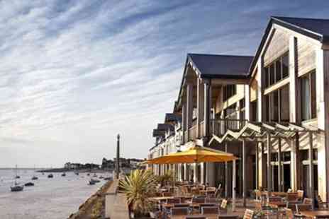 The Quay Hotel & Spa - Top Rated Spa Day, Treatments & Lunch - Save 42%