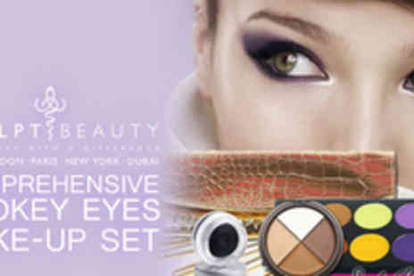 Sculpt Beauty - Smoulder in style with 60% off a smoky eye make-up and brush set - Save 59%
