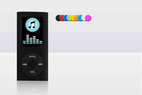 Gizmo Gadgets - 16GB MP4 music player - Save 76%