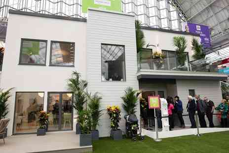 Ideal Home Show - The Ideal Home Show, Entry for Two at EventCity, Manchester - Save 42%