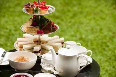 Arbor Hotel Hyde Park - Afternoon Tea for Two With Optional Glasses of Prosecco - Save 0%
