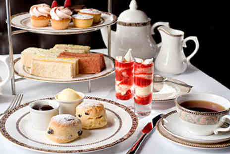 Flemings Hotel  - Afternoon Tea for Two - Save 25%