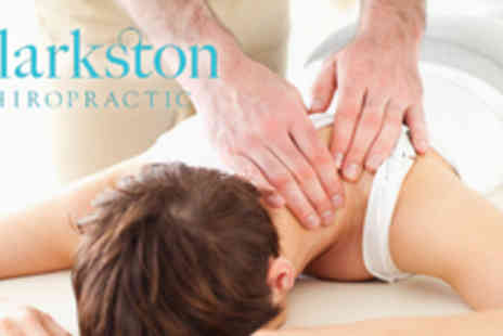 Clarkston Chiropractic - 1 1/4hr chiropractic consultation & report of findings - Save 78%