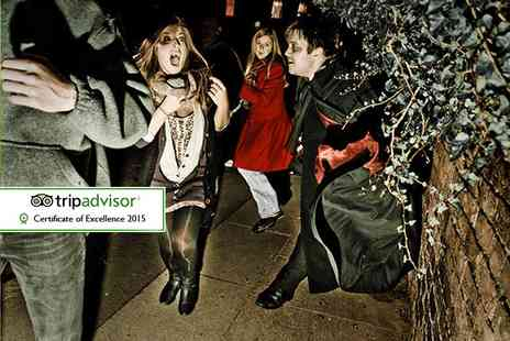Shiverpool - Two tickets to Shiverpools Summer Shivers ghost tour - Save 50%