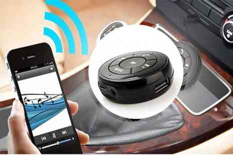 Heads Group - Bluetooth audio transmitter with a mic - Save 67%