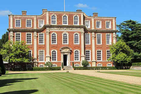 Chicheley Hall - Overnight 4 Star break for two including a three course dinner, breakfast and late check out - Save 35%