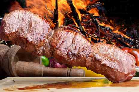 Sabor Brasil - All You Can Eat BBQ for One or Two - Save 43%
