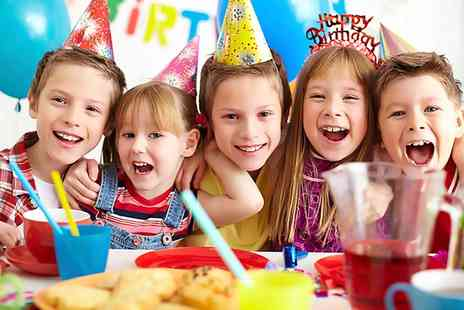 The Fun Factory Rochford - Childrens Party With Food, Drinks and Host For Up to Ten - Save 50%
