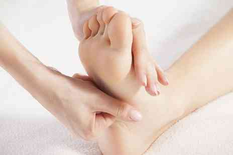 Ginger Natural Health - Reflexology Session - Save 60%