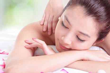 AcuSpa - Full Body Relaxation Massage and Cleansing Facial - Save 0%