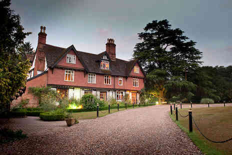 Ravenwood Hall Hotel - Three nights Stay in a Main House Room - Save 0%