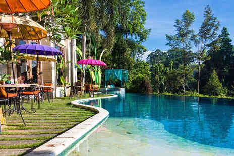 The Mansion Ubud - Five Star  3 nights Stay in a Deluxe room - Save 0%