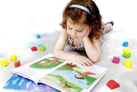 Create Me Books - Personalised childrens book - Save 41%