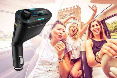 Cheeky Box - Wireless car FM transmitter - Save 0%