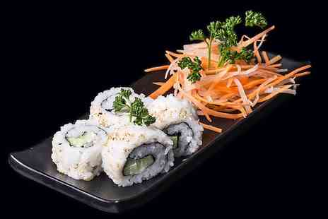 Tokyos - Sushi Two Four Piece Maki Platters - Save 0%