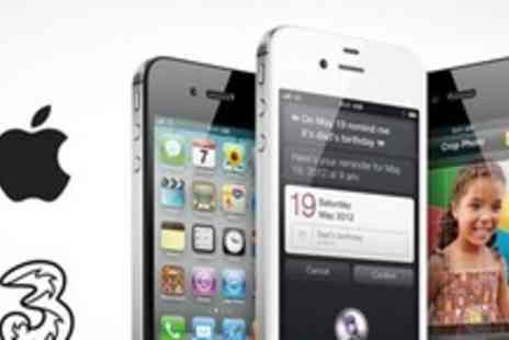 affordablemobiles.co.uk - Apple iPhone 4S 16GB And Accessory Pack - Save 85%