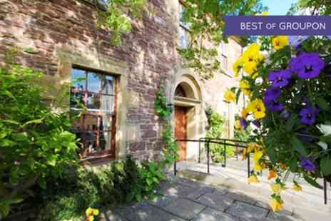 Old Churches House - One or Two Nights Stay For Two With Breakfast, Dinner and Bottle of Wine  - Save 45%