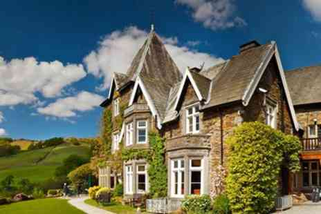 Holbeck Ghyll Country House Hotel  - Lake District Spa Day including Treatments & Afternoon Tea - Save 41%