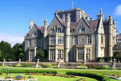 Tortworth Four Pillars Hotel - Spa Day at Gothic Mansion - Save 46%