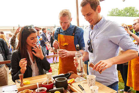 Taste of London - Ticket to Taste of London, the worlds greatest restaurant festival - Save 19%