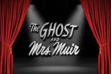 New Theatre - £8 Theatre Ticket for The Ghost and Mrs Muir from 28 June - 1 July - Save 60%