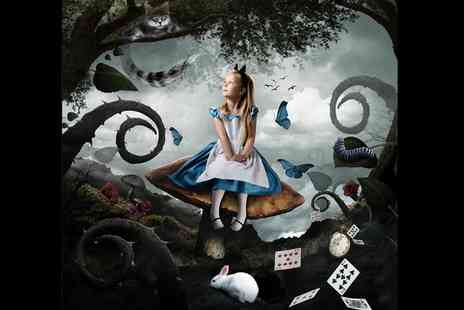 POP PHOTOGRAPHY - Alice in Wonderland Photoshoot - Save 0%