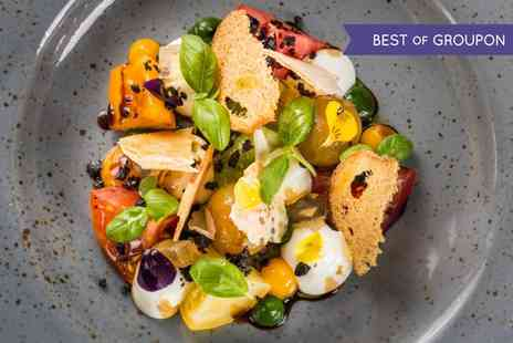 L Autre Pied - Michelin Starred Five Course Vegetarian Tasting Menu for One, Two or Four - Save 50%