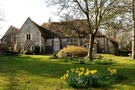 The Salmestone Grange - One to Four Nights Stay For Two - Save 0%