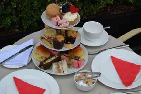 Park Grand London Lancaster Gate - Afternoon Tea For One, Two or Four with Optional Champagne - Save 0%