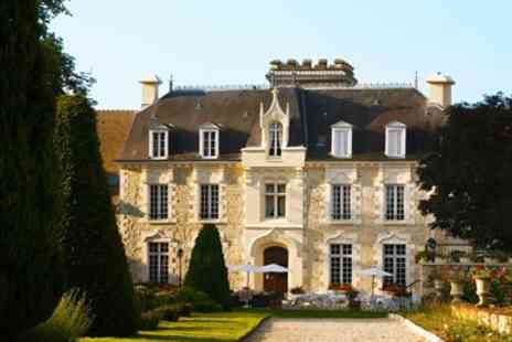 Chateau de Fere Hotel - Five Star French Chateau Stay with Breakfast - Save 35%
