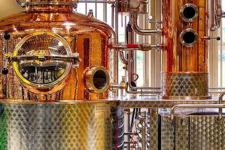 Cotswolds Distillery - Gin and whiskey distillery tour for two including a tasting session - Save 50%
